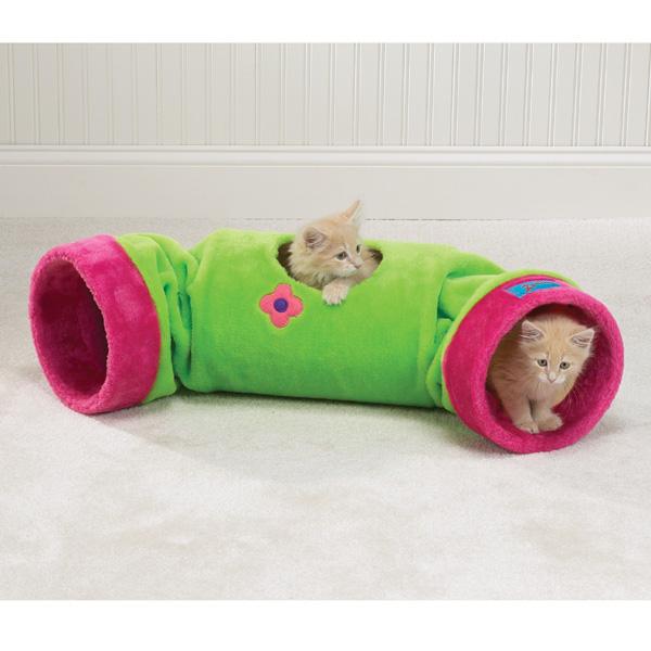 Игрушки для кошек сделать