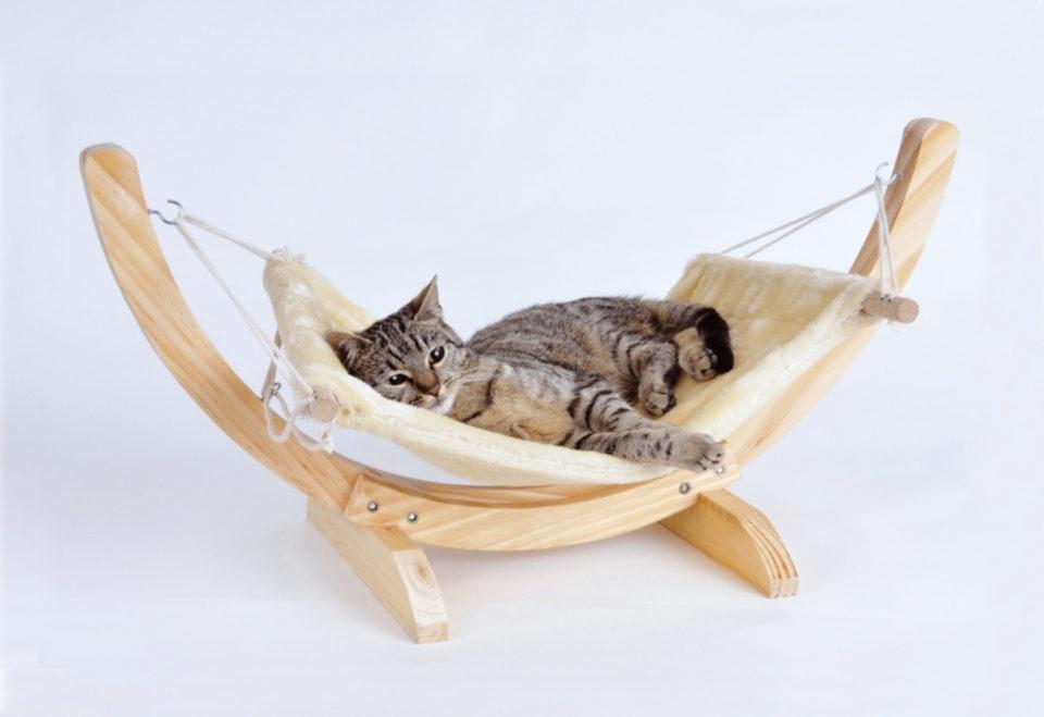 Гамак коту своими руками 64