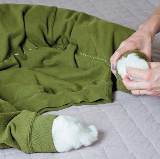 Кошачий лежанка своими руками