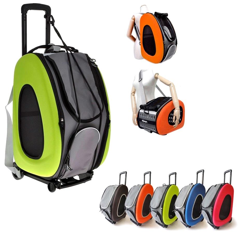 Дорожная сумка-рюкзак на колесах для собак что входит в рюкзак выживальщика